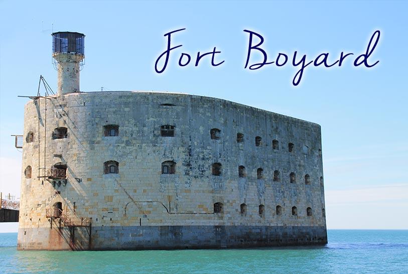 Visite Fort Boyard, Visite Ile d\'Aix - Fort Boyard,Ile d\'Aix ...